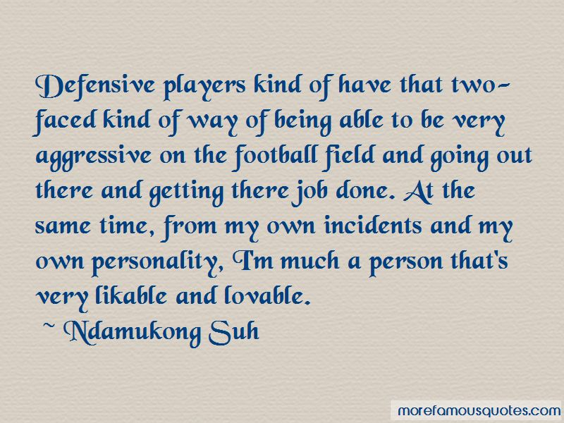 Ndamukong Suh Quotes Pictures 4