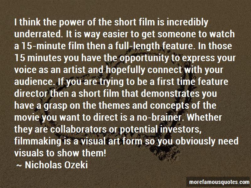 Nicholas Ozeki Quotes Pictures 2