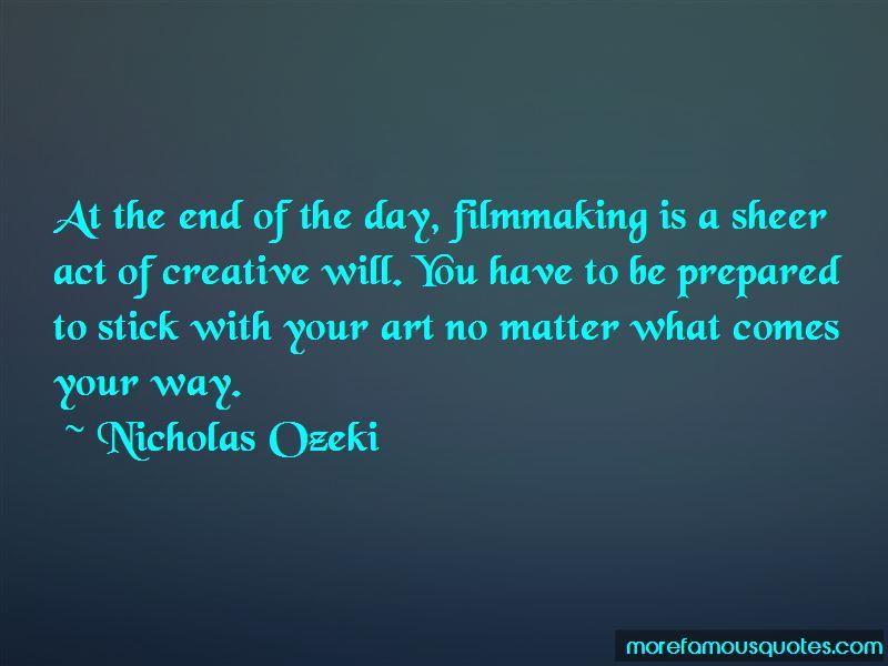Nicholas Ozeki Quotes Pictures 3