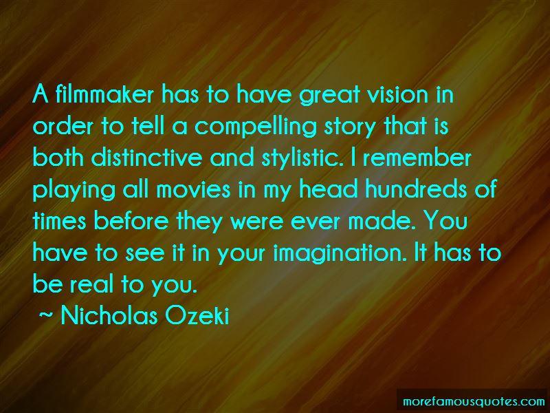 Nicholas Ozeki Quotes Pictures 4
