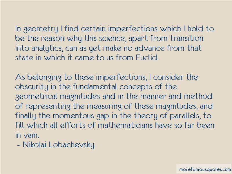 Nikolai Lobachevsky Quotes Pictures 2