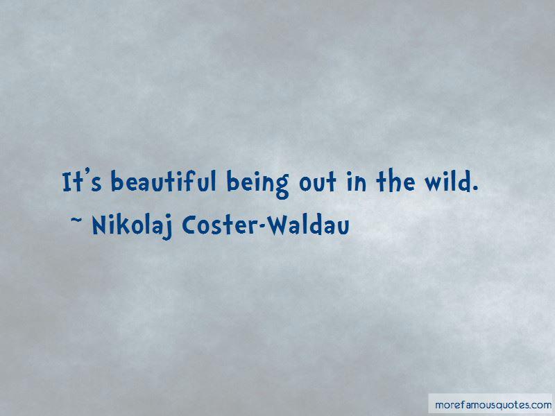 Nikolaj Coster-Waldau Quotes Pictures 2