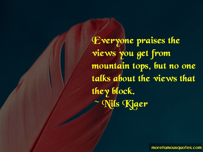 Nils Kjaer Quotes Pictures 2