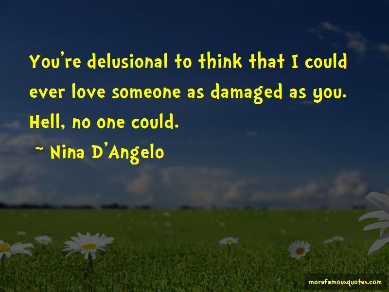 Nina D'Angelo Quotes Pictures 2