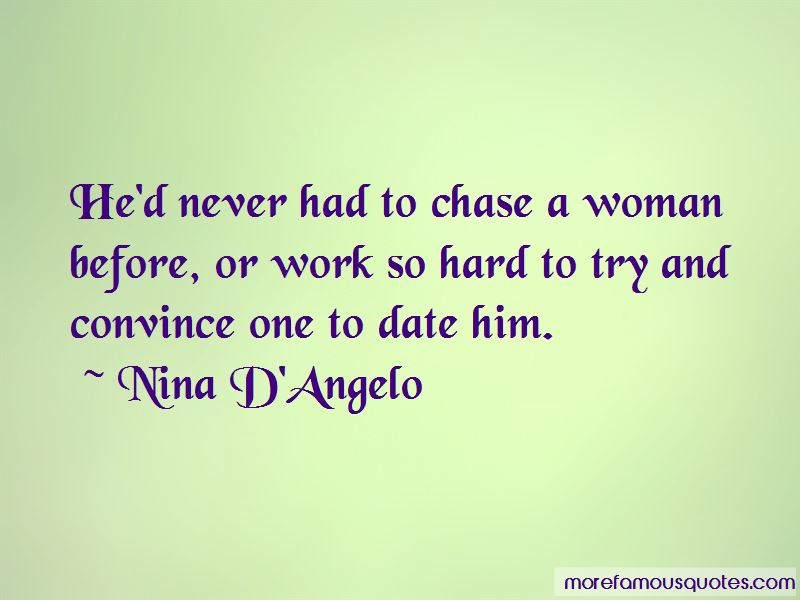 Nina D'Angelo Quotes