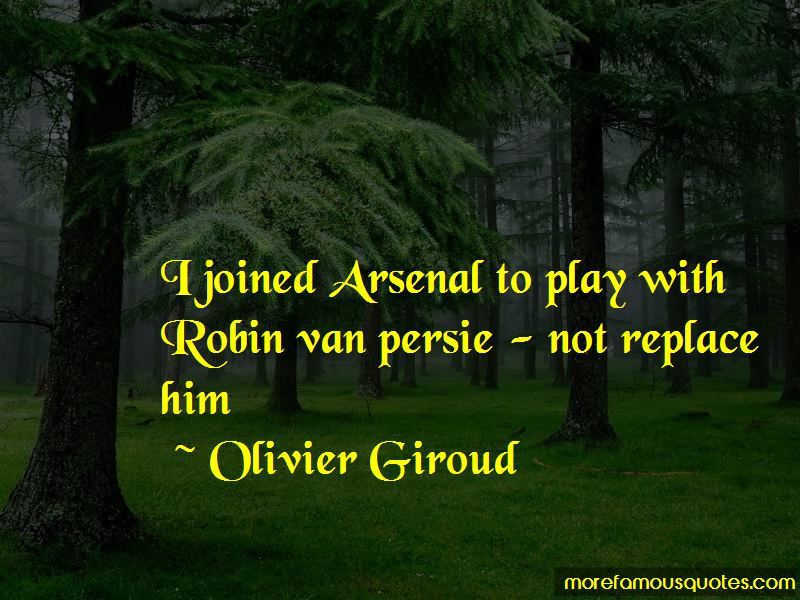 Olivier Giroud Quotes Pictures 2