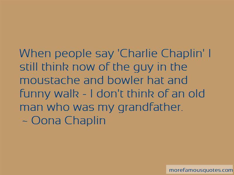 Oona Chaplin Quotes Pictures 4