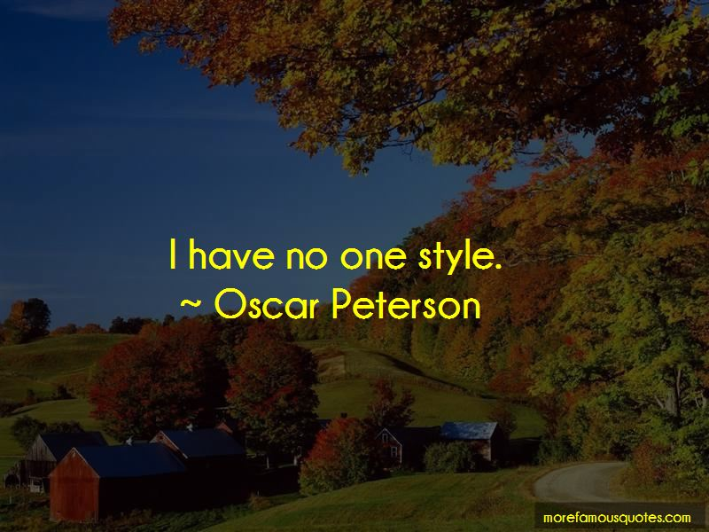 Oscar Peterson Quotes Pictures 4