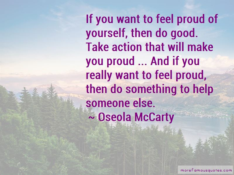 Oseola McCarty Quotes