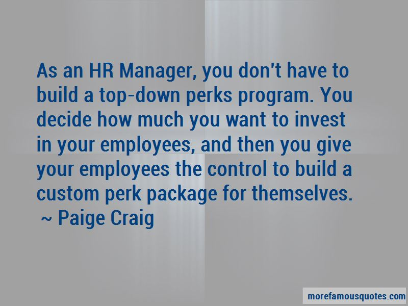 Paige Craig Quotes Pictures 2