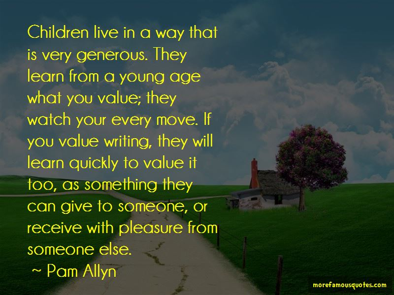 Pam Allyn Quotes Pictures 2