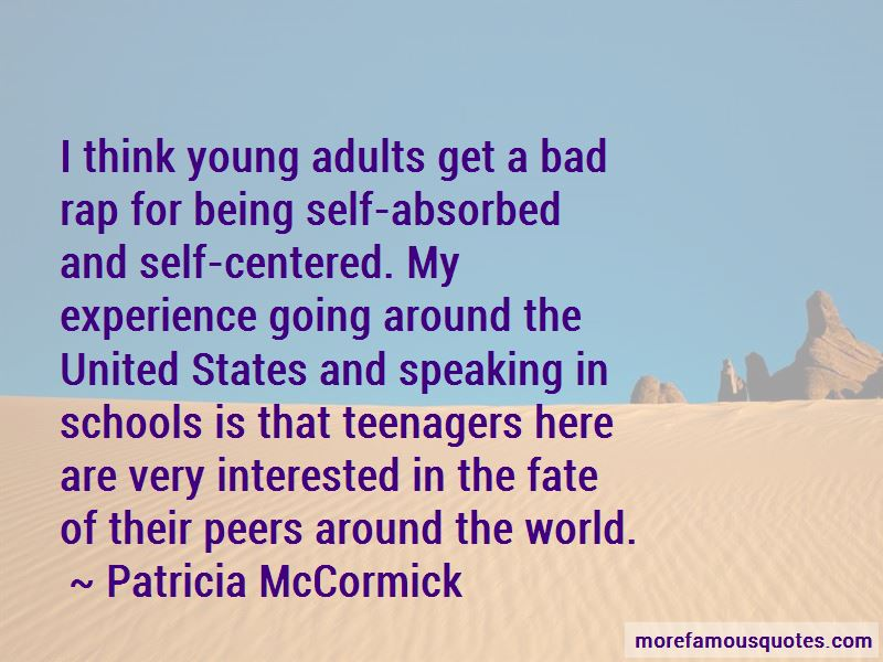 Patricia McCormick Quotes Pictures 3