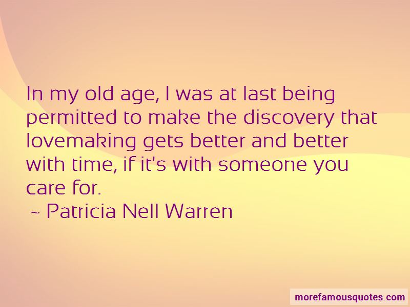 Patricia Nell Warren Quotes Pictures 2