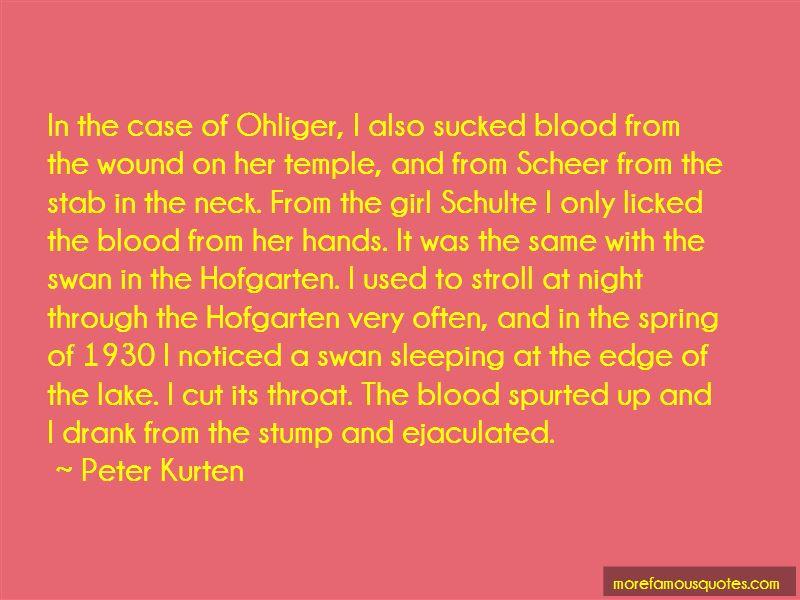 Peter Kurten Quotes Pictures 2