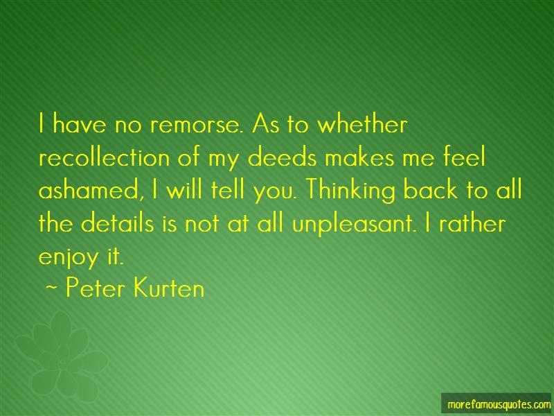 Peter Kurten Quotes Pictures 3