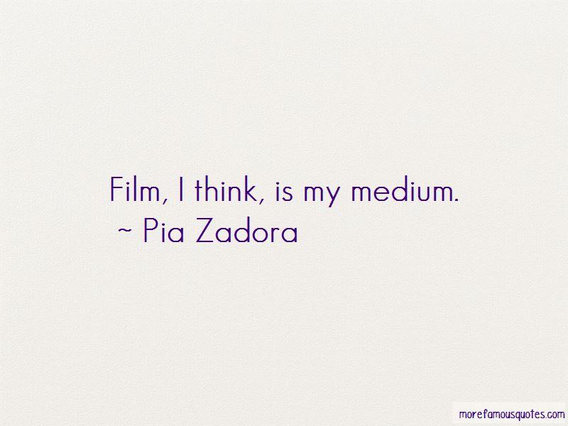 Pia Zadora Quotes Pictures 2