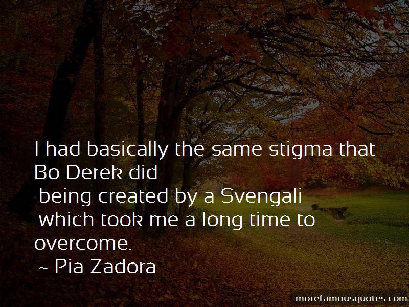 Pia Zadora Quotes Pictures 3