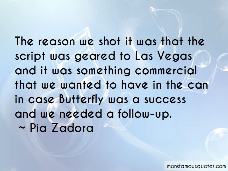Pia Zadora Quotes Pictures 4