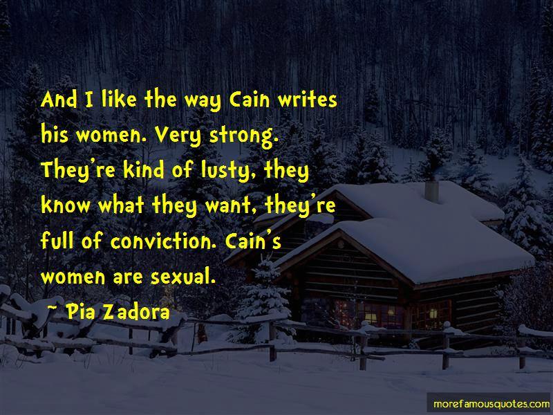 Pia Zadora Quotes