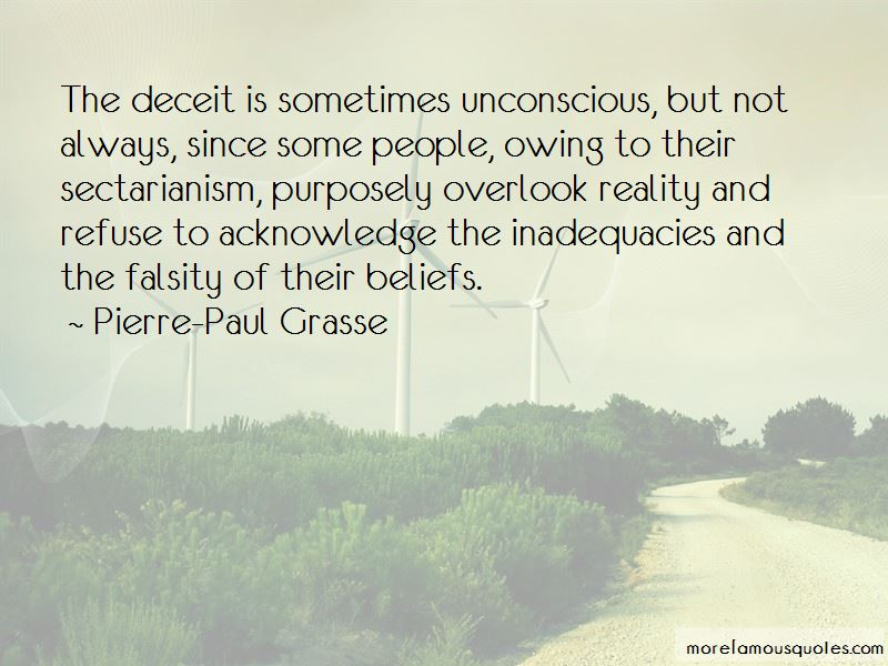 Pierre-Paul Grasse Quotes Pictures 4