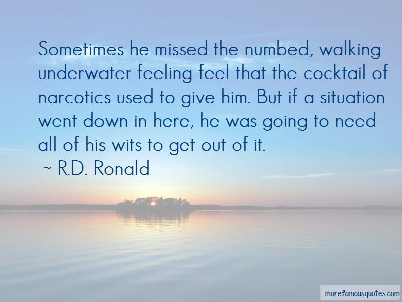 R.D. Ronald Quotes Pictures 2