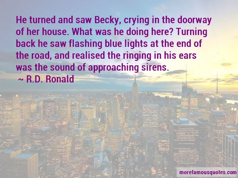 R.D. Ronald Quotes Pictures 3