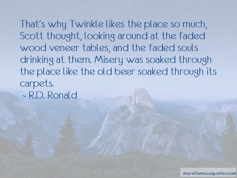 R.D. Ronald Quotes Pictures 4