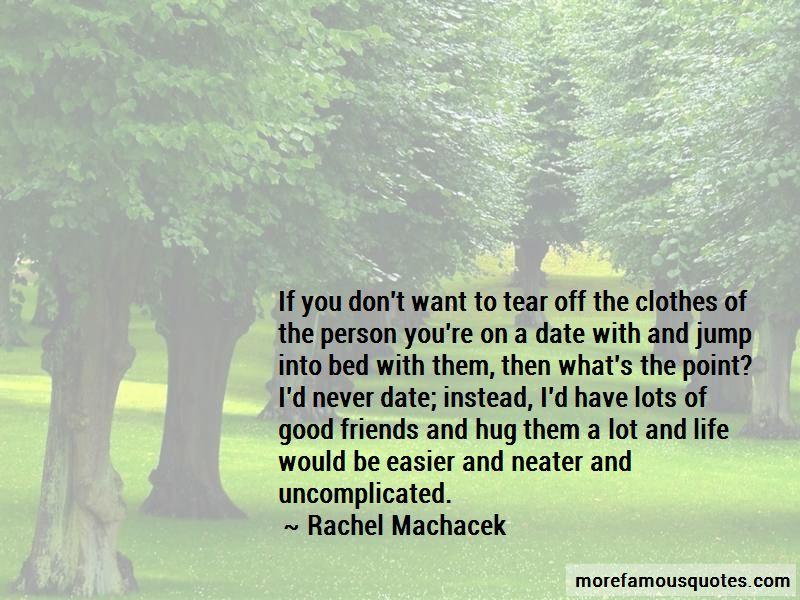Rachel Machacek Quotes Pictures 2