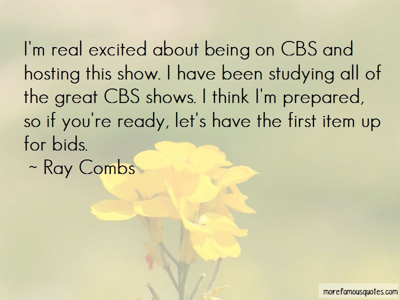 Ray Combs Quotes Pictures 3
