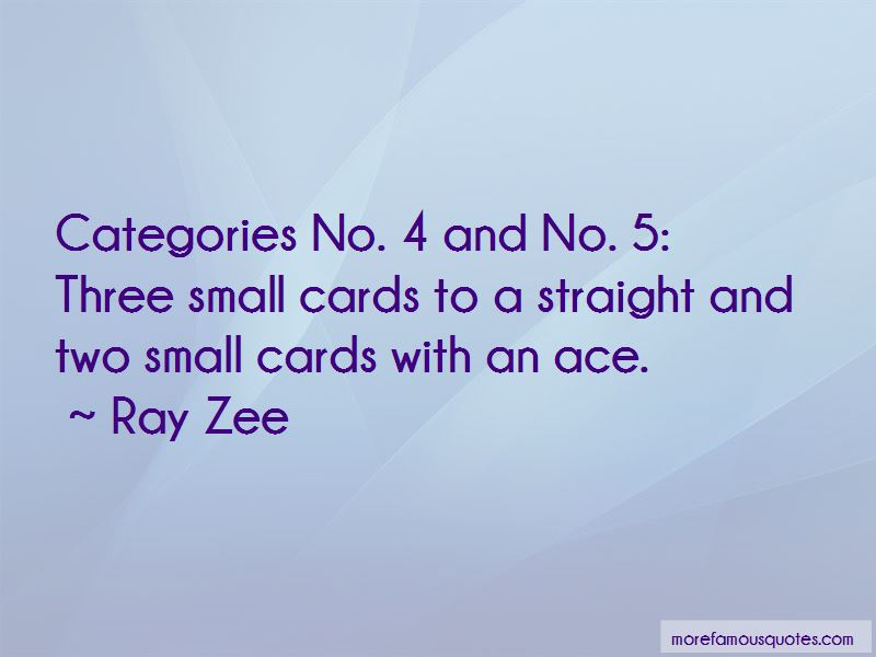 Ray Zee Quotes Pictures 3