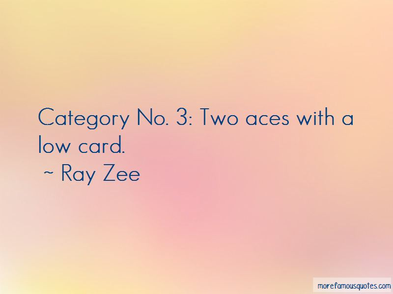 Ray Zee Quotes Pictures 4