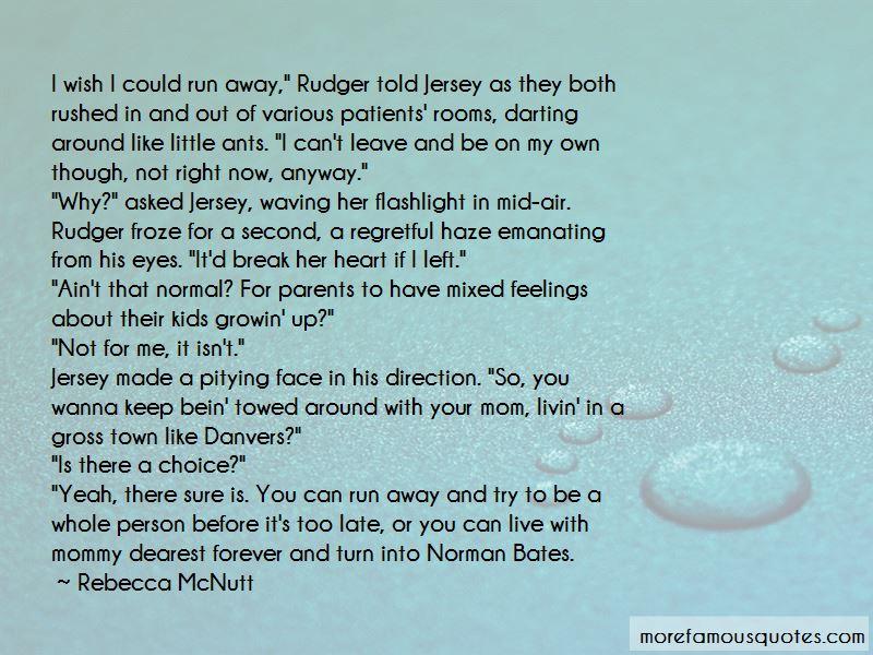 Rebecca McNutt Quotes Pictures 2