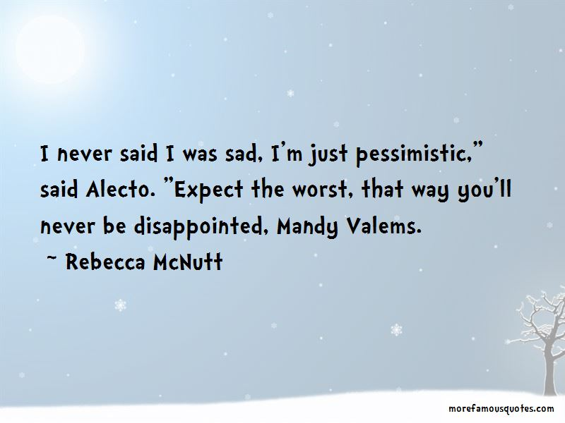 Rebecca McNutt Quotes Pictures 3
