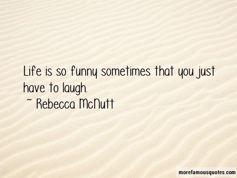 Rebecca McNutt Quotes Pictures 4