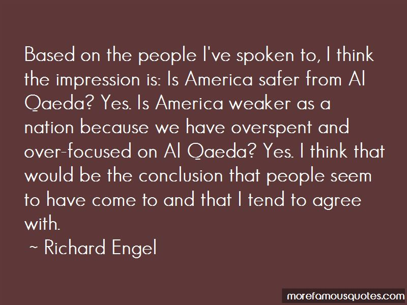 Richard Engel Quotes Pictures 4