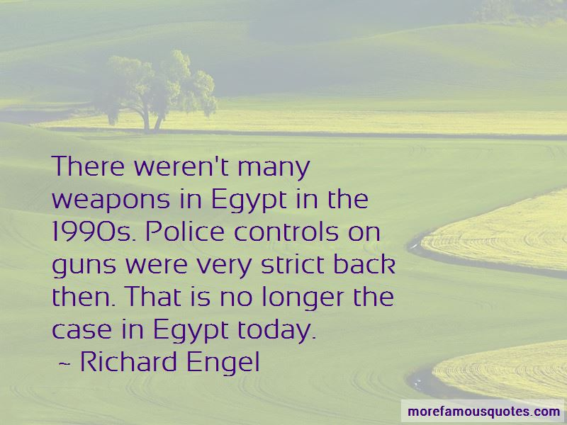 Richard Engel Quotes