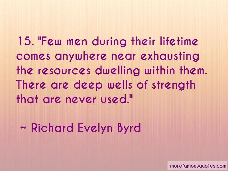 Richard Evelyn Byrd Quotes Pictures 2