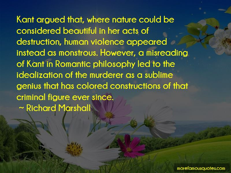 Richard Marshall Quotes Pictures 3