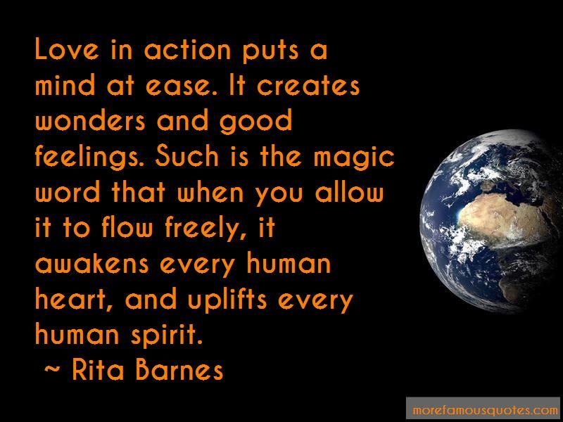 Rita Barnes Quotes
