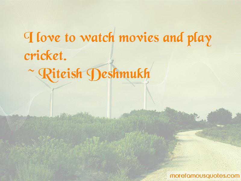Riteish Deshmukh Quotes Pictures 4