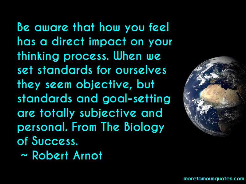 Robert Arnot Quotes