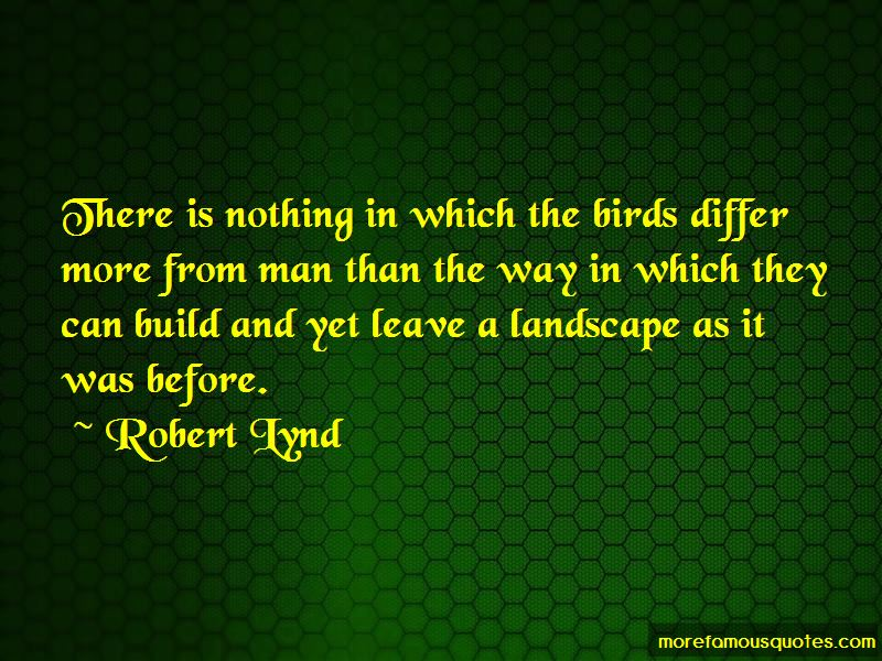 Robert Lynd Quotes