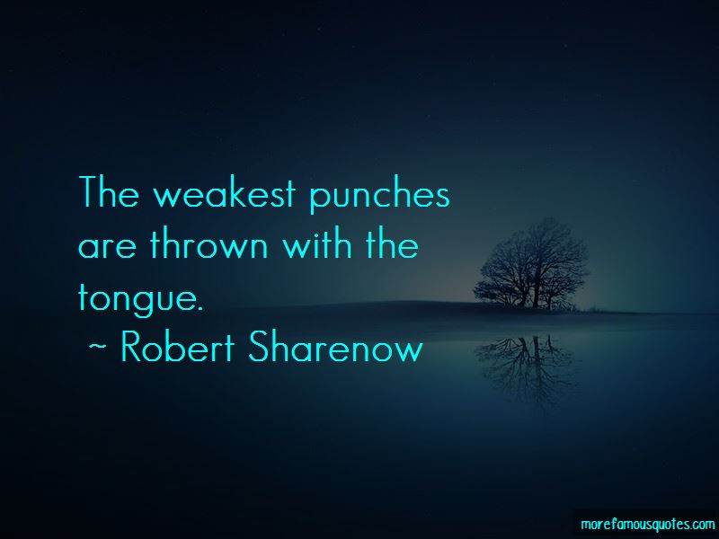 Robert Sharenow Quotes Pictures 3