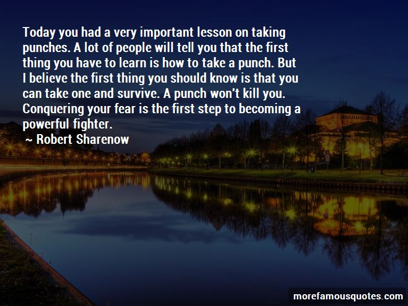 Robert Sharenow Quotes Pictures 4