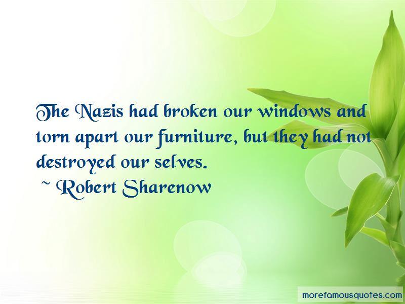 Robert Sharenow Quotes