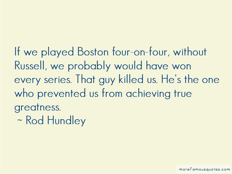 Rod Hundley Quotes Pictures 2