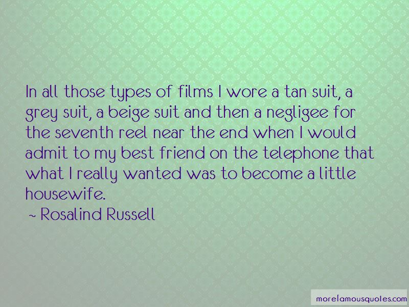 Rosalind Russell Quotes Pictures 3