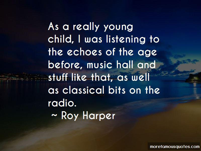 Roy Harper Quotes Pictures 2