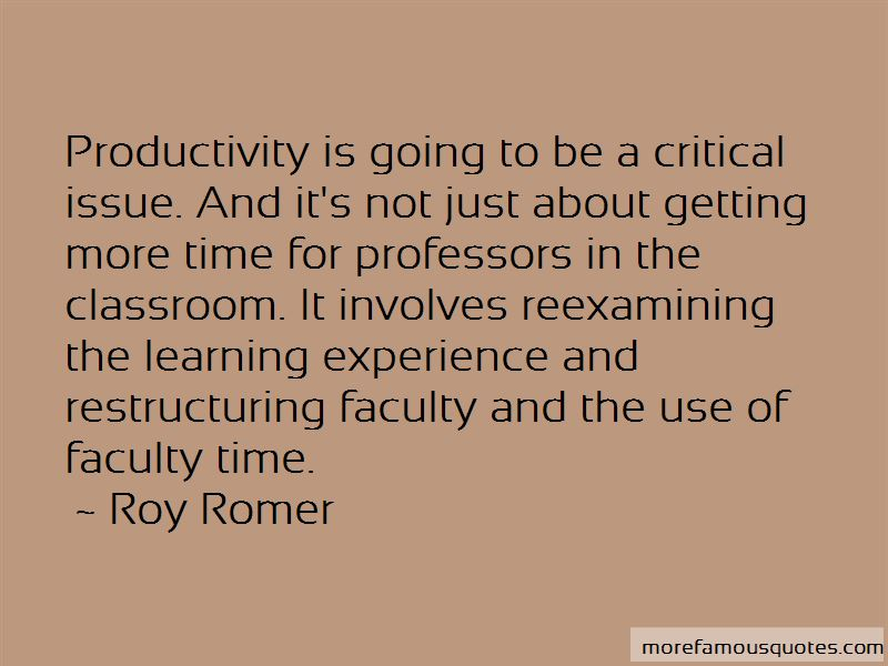 Roy Romer Quotes Pictures 2