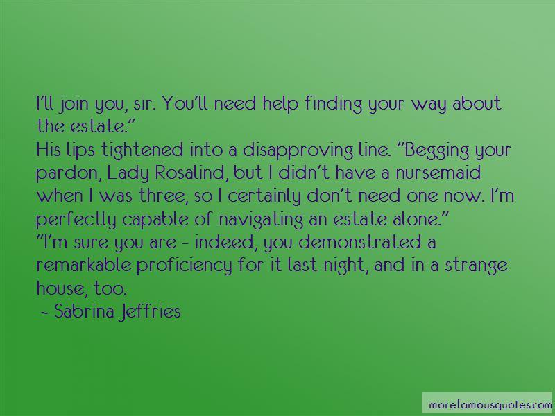Sabrina Jeffries Quotes Pictures 2